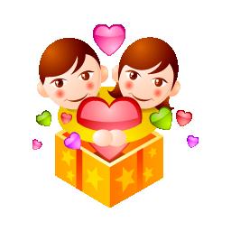 aşk sevgili png icon