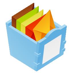 arşiv kutusu png icon